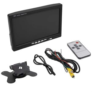 "iBeam 7"" Dash Mount Monitor"