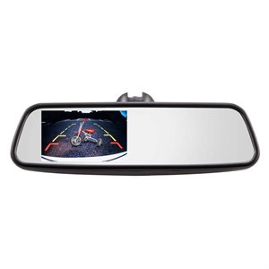 "iBeam 4.5"" Mirror Monitor"