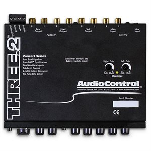 AudioControl Preamp / Equalizer and Subwoofer Crossover