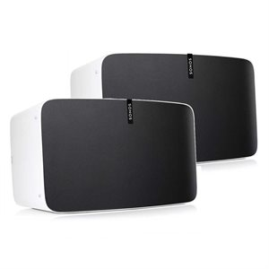 Sonos Two Room Set with Two Sonos PLAY:5 (white)