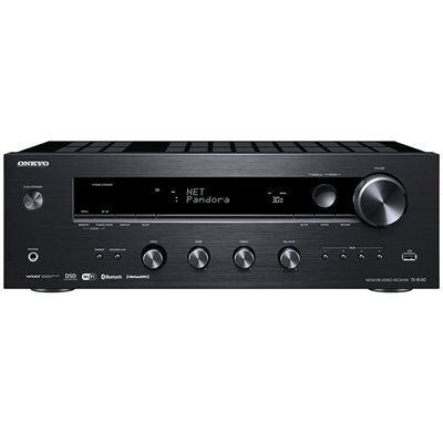 Onkyo Network Stereo Receiver w / Built-In Wi-Fi & Bluetooth