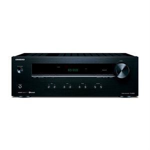 Onkyo Stereo Receiver with Built-In Bluetooth