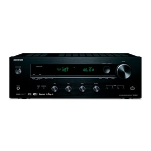 Onkyo Network Stereo Receiver w / Google Chromecast Built-In