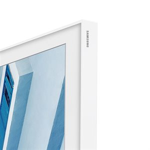 "Samsung 43"" Customizable Frame for Frame TV (white)"