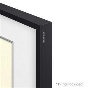 "Samsung 43"" Customizable Frame for Frame TV (black)"