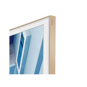 "Samsung 49"" Customizable Frame for Frame TV (beige)"