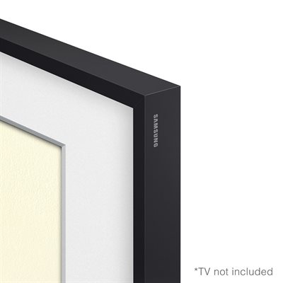 "Samsung 55"" Customizable Frame for Frame TV (black)"