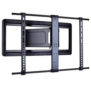 "Sanus 51""–80"" Super Slim Full-Motion Wall Mount"