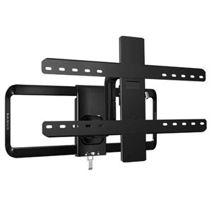 "Sanus 51""–70"" Full-Motion Wall Mount Extends 15"""