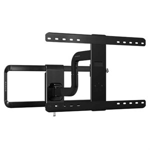 "Sanus 51""–70"" Full-Motion Wall Mount Extends 25"""