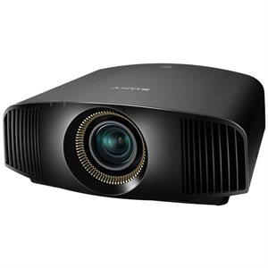 Sony SXRD 4K Ultra High-Definition 3D-Ready Projector