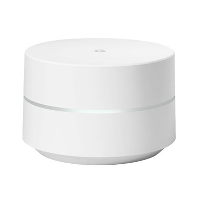 Google WiFi Dual-Band Mesh Router WiFi System (single)