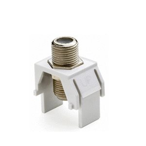 On-Q 1GHz F-Connector Insert (white)