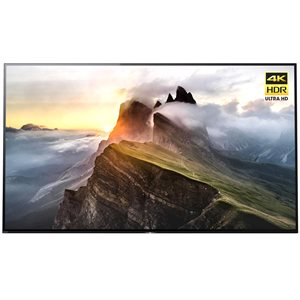 "Sony 55"" 4K Smart OLED Ultra HDTV with HDR"