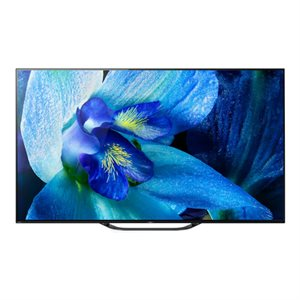 "Sony 55"" 4K OLED HDR TV w /  X1 Extreme Processor & Acoustic Surface Audio"