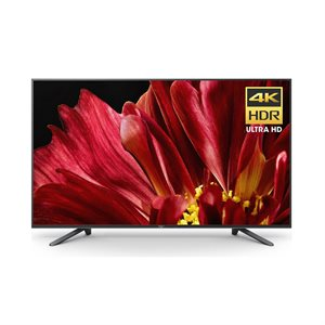 Sony 75 4K Smart Ultra HDTV w / X1 Ultimate Processor