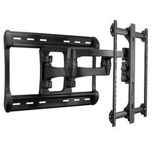 "Sanus 42""–90"" Full-Motion Wall Mount Extend 28"""