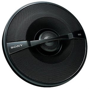 "Sony GS Series 6.5"" 2-Way Speakers (pair)"