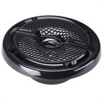 "Sony Marine 6.5"" Dual Cone Speakers (black, pair)"