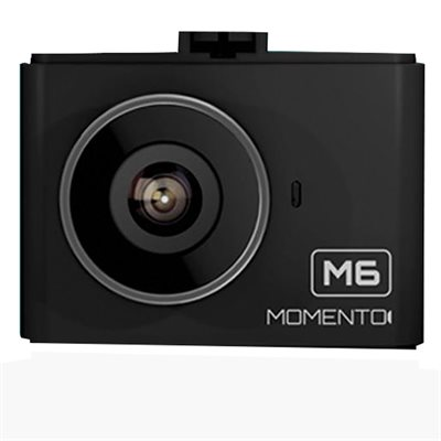 Momento M6 Full HD Smart Dash Cam w / 32GB Memory Card